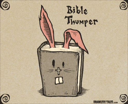bible-thumper